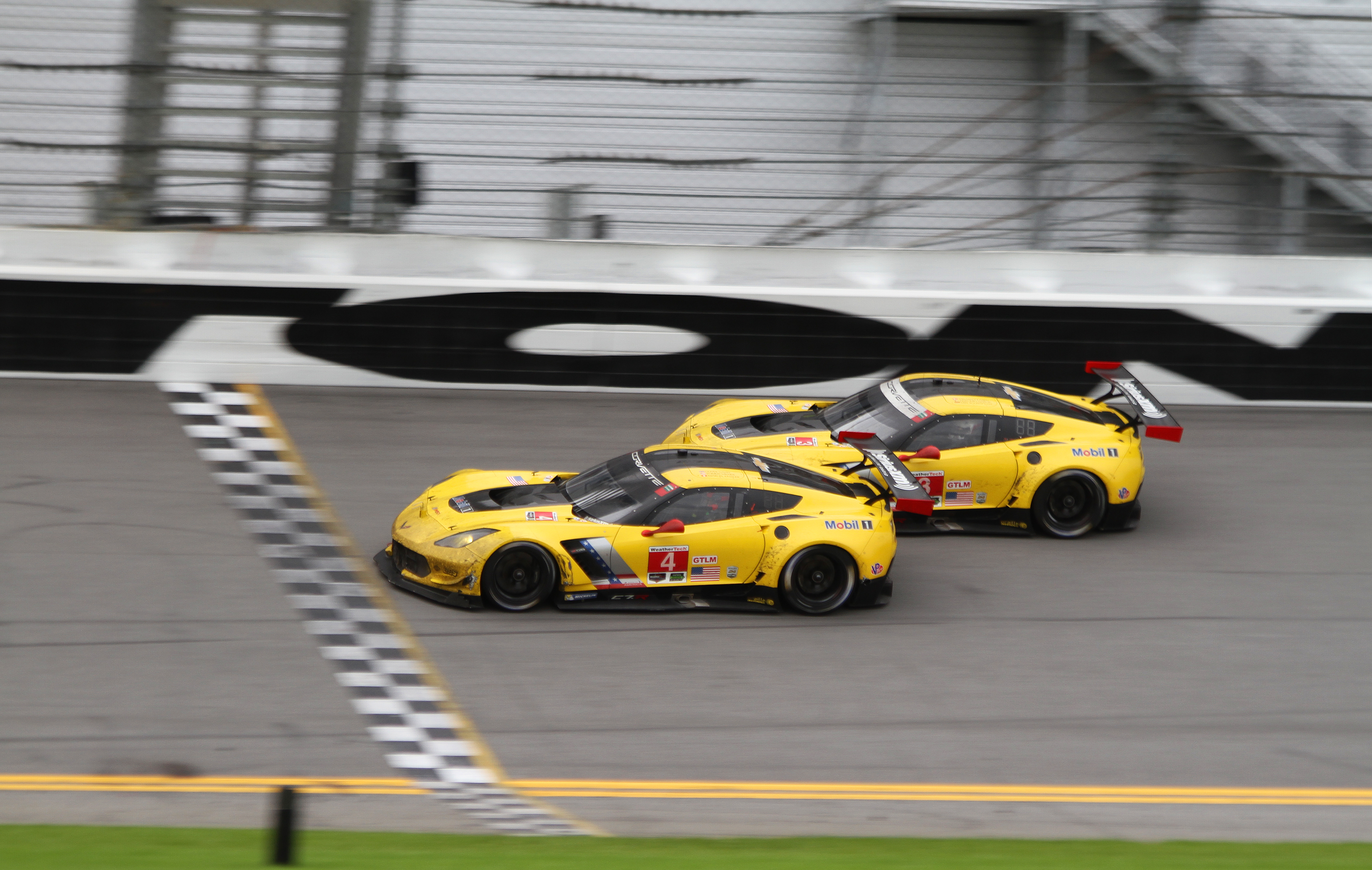 Corvette Racing Aiming For Third Straight Rolex 24 Class ...