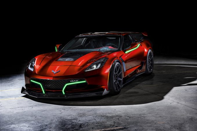 Corvette-Based Electric Supercar Has More than 800 HP - GM ...