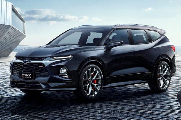 Report: Chevy to Introduce Three-Row Blazer XL in 2020 - GM Inside News