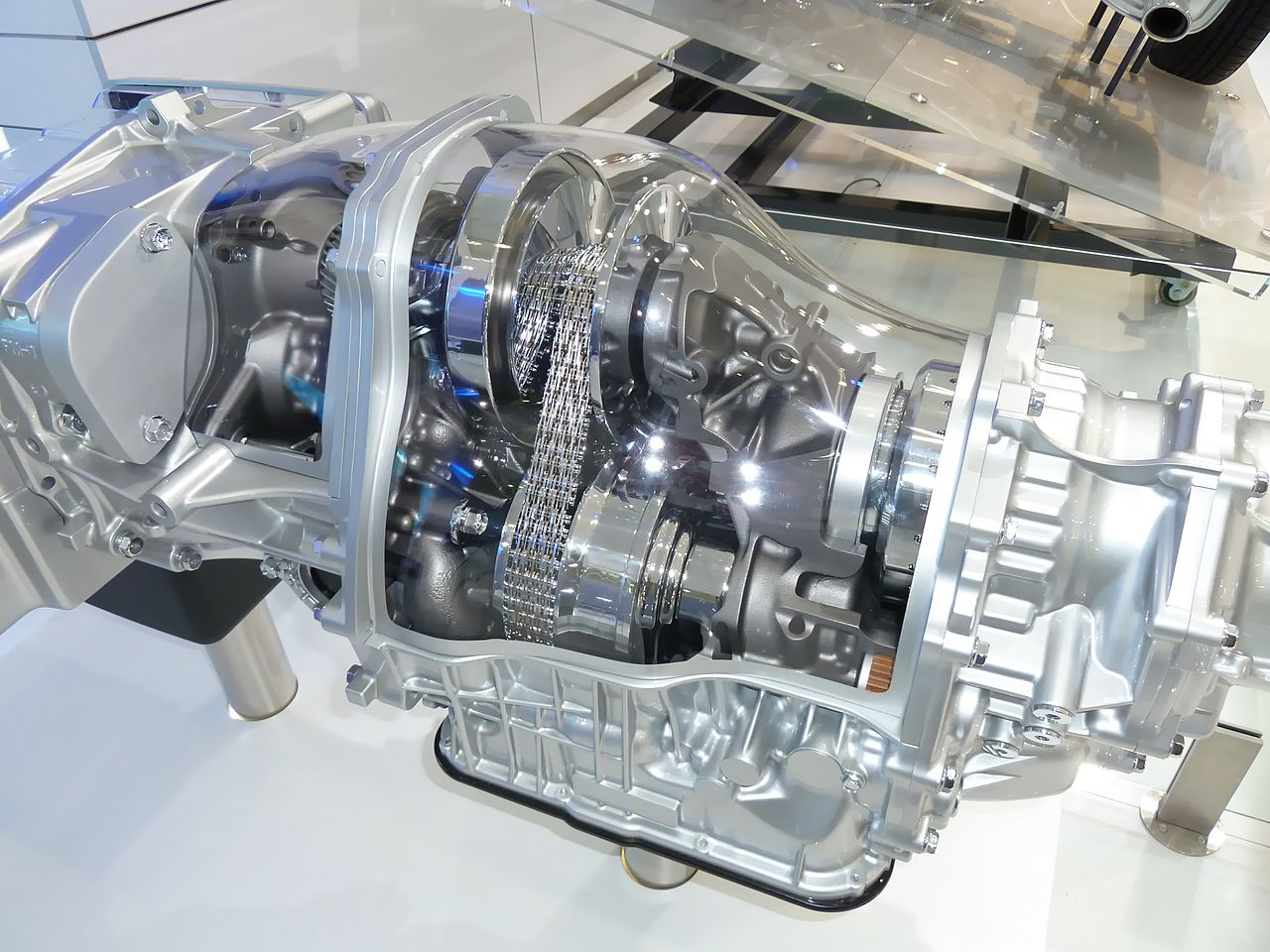 Drone On: How CVT Transmissions Improve Mileage - GM Inside News