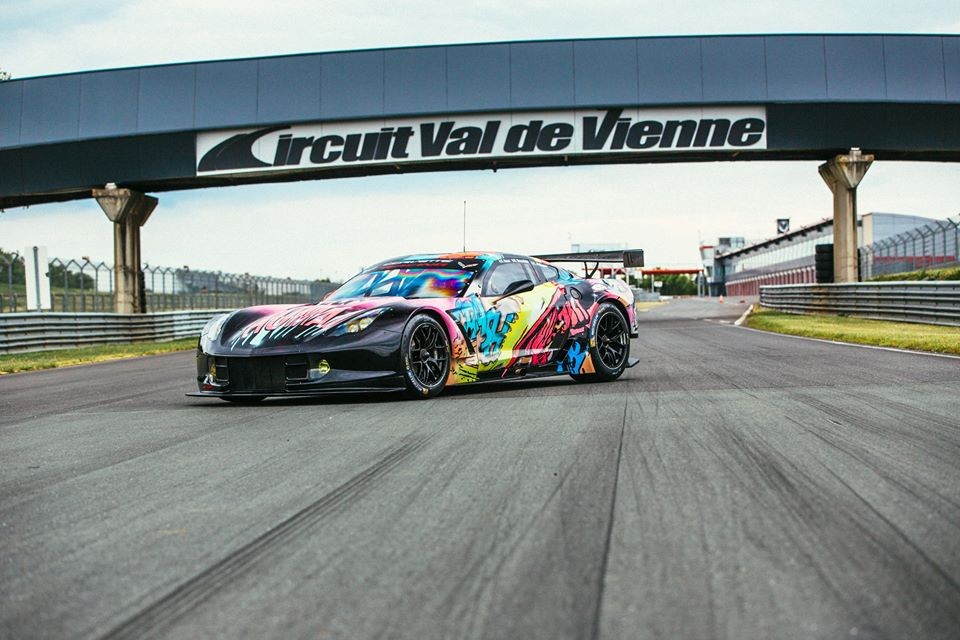 French Racers Suggest Mid-Engine Corvette Race Car in Production - GM Inside News