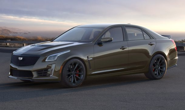 End of the Line: Cadillac Introduces 2019 V-Series ...