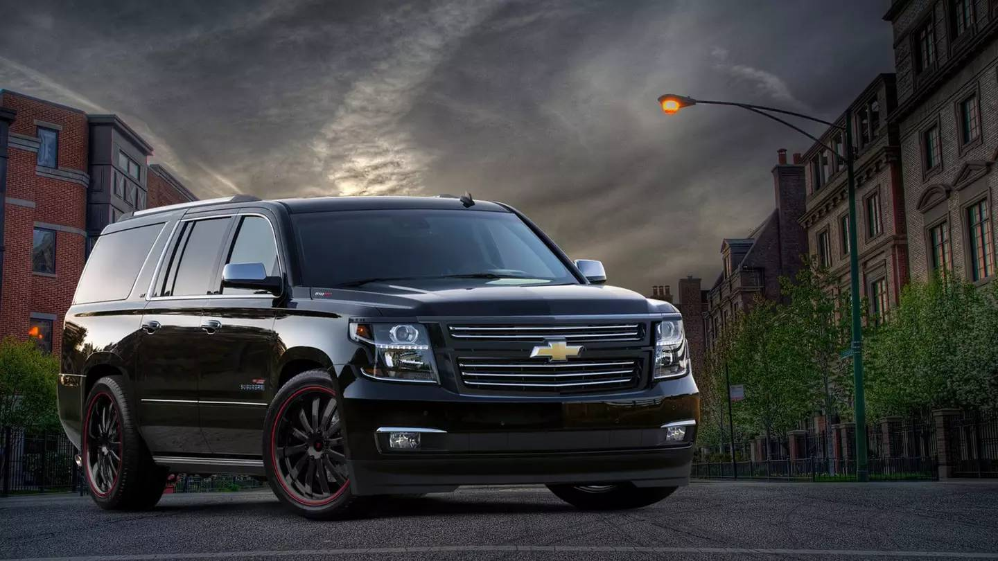 Want a 1,000 hp Suburban From Your Chevy Dealer? Yeah, You ...