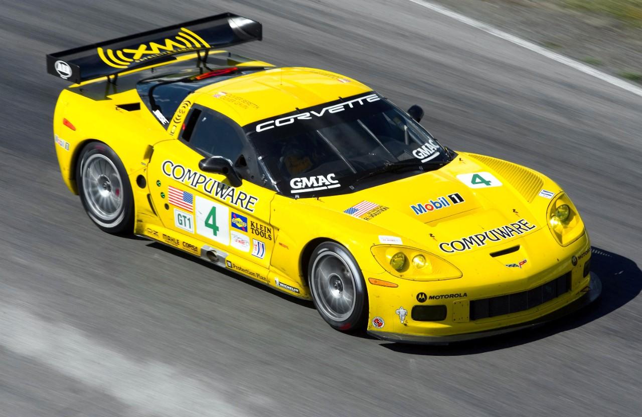 2005-Corvette-C6-R