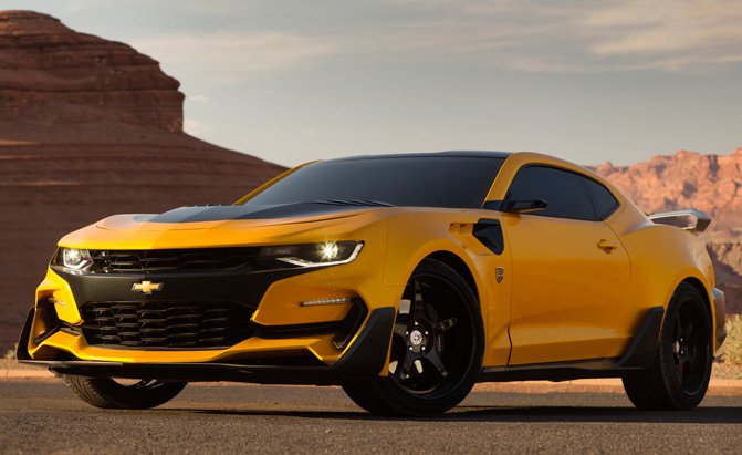 Sorry But I Can T Get Over How Ugly The Bumblebee Camaro Is Gm