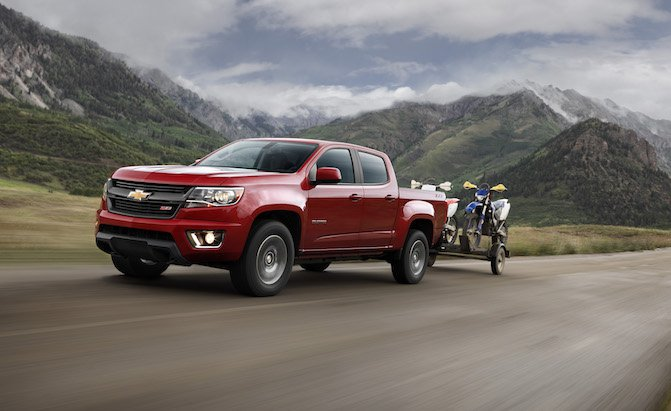 2019 Chevrolet Colorado Diesel Takes A Mysterious Fuel Economy Hit