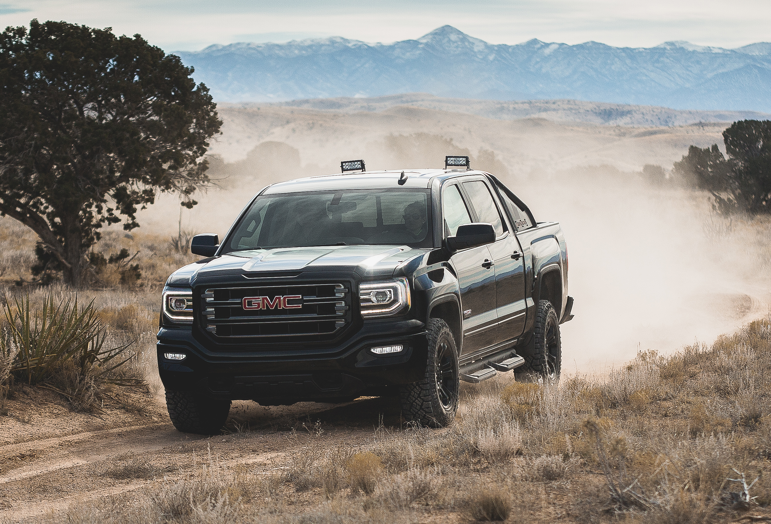 Meet the New GMC Sierra All Terrain X - GM Inside News