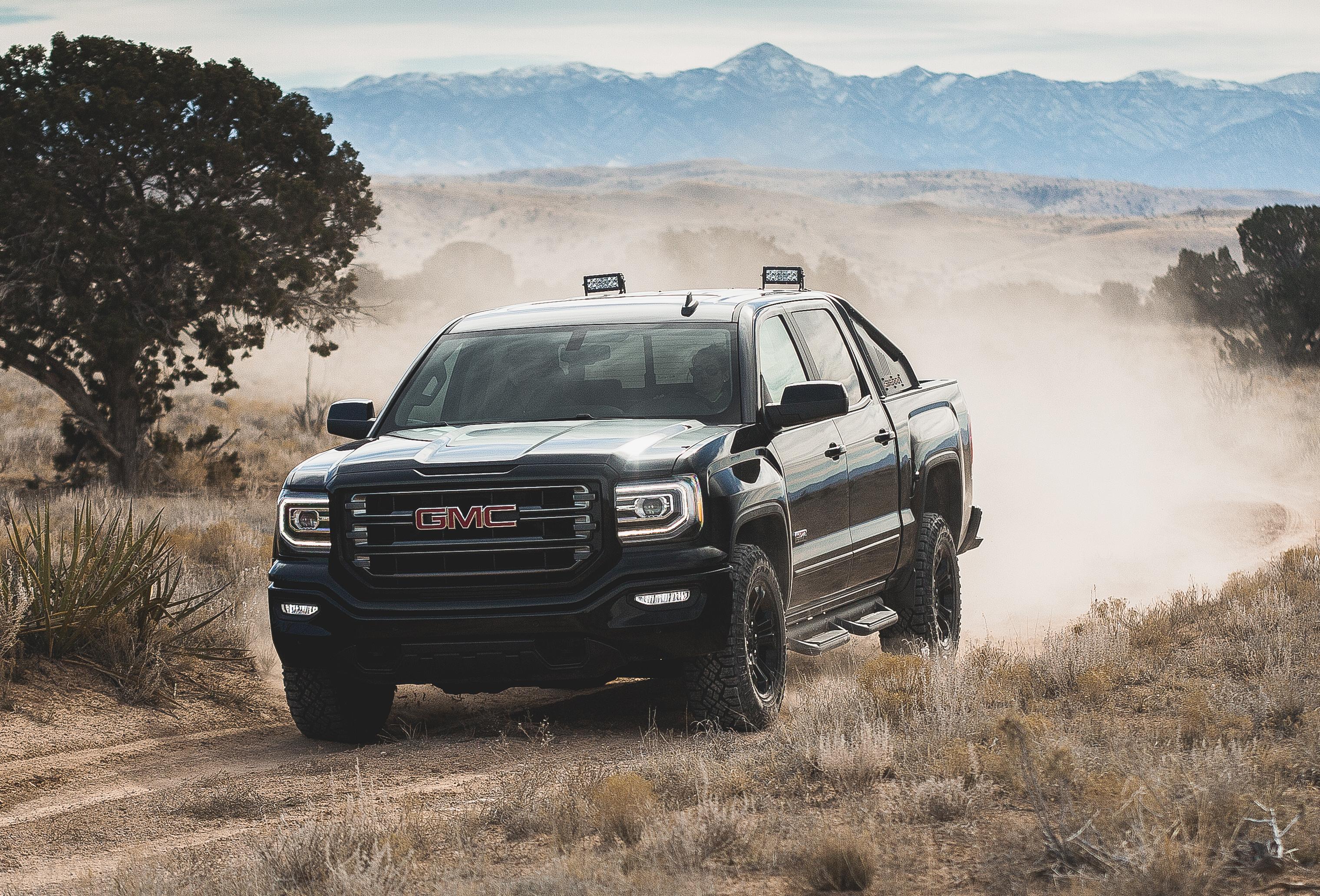 Meet the New GMC Sierra All Terrain X - GM Inside News