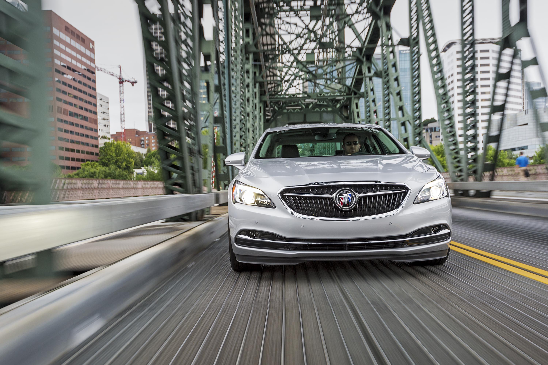 Hot Scoop: Buick LaCrosse Avenir is Coming in 2018 - GM Inside News