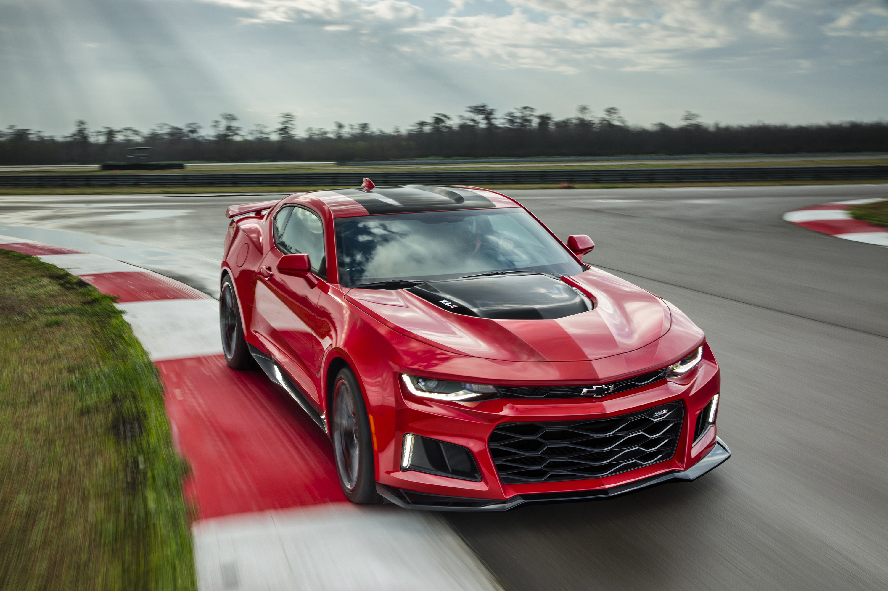 The Camaro Is Faster Than These Supercars Gm Inside News