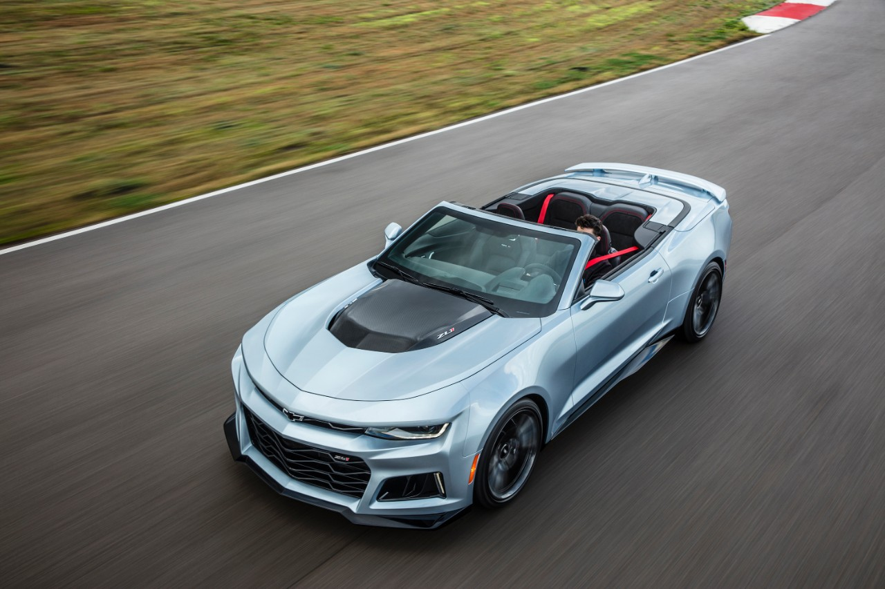 Camaro Zl1 Will Be Offered With Employee Discounts Gm Inside News
