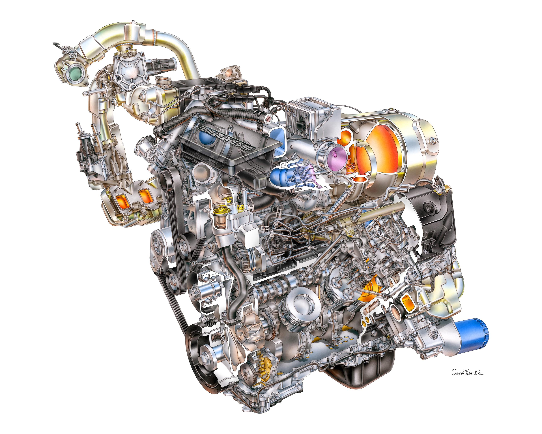 How Does A Diesel Engine Work >> Diesel Engine Braking How Does It Work Gm Inside News