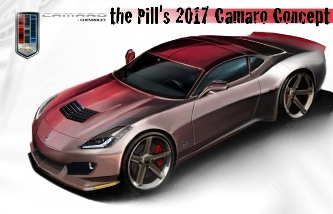 2017 camaro concept autos post. Black Bedroom Furniture Sets. Home Design Ideas