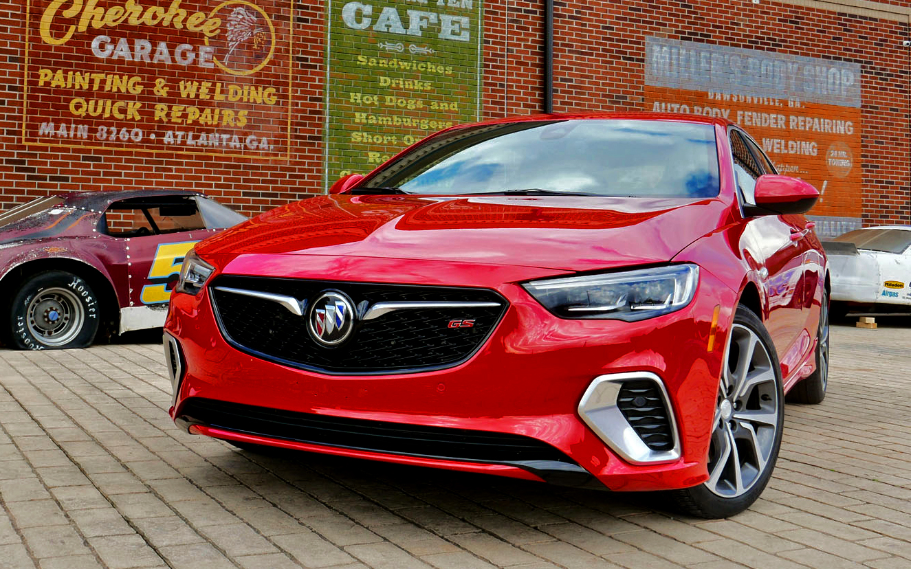 Sierra 1500 Review >> 2018 Buick Regal GS Review and First Drive - GM Inside News