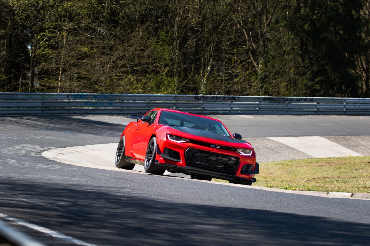 The Camaro ZL1 1LE Might Be The Fastest Car General Motors ...