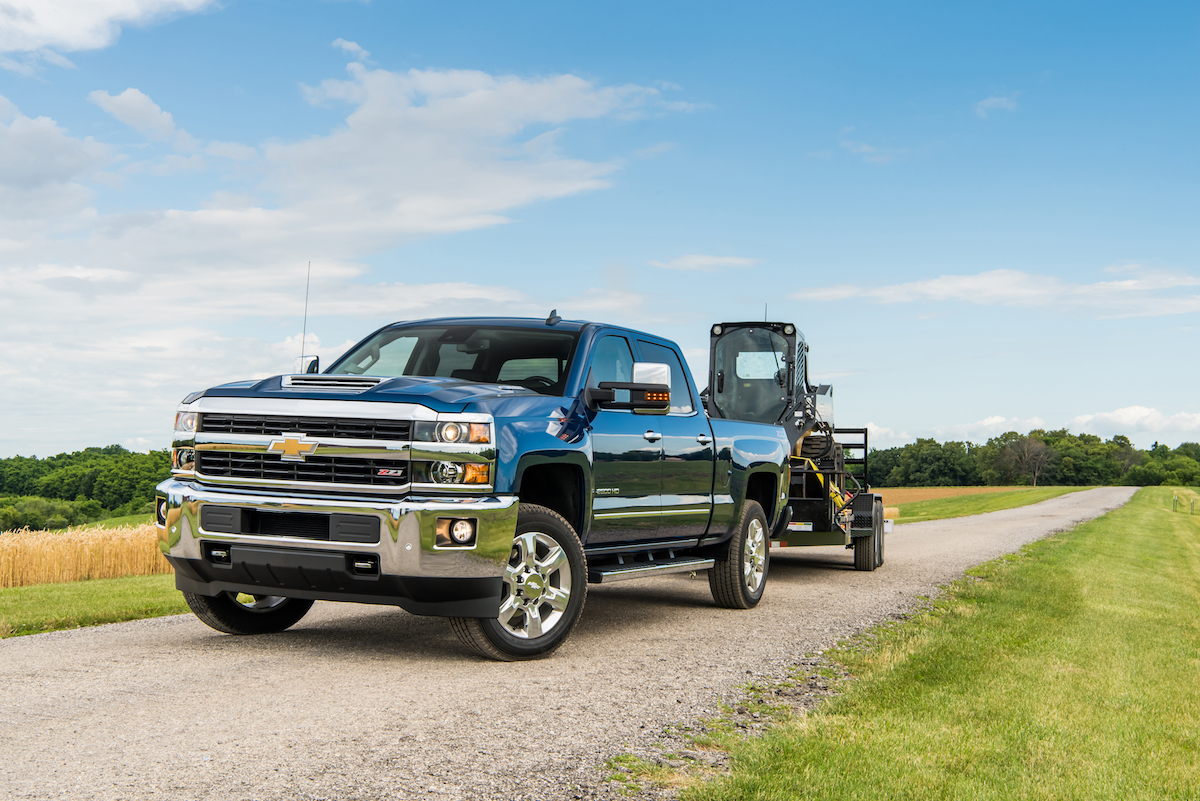 2018 Silverado HD Review - GM Inside News