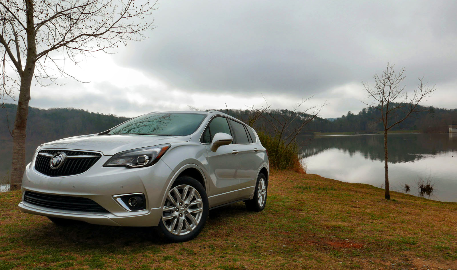 Review: Was it Too Soon to Update the Buick Envision - GM ...