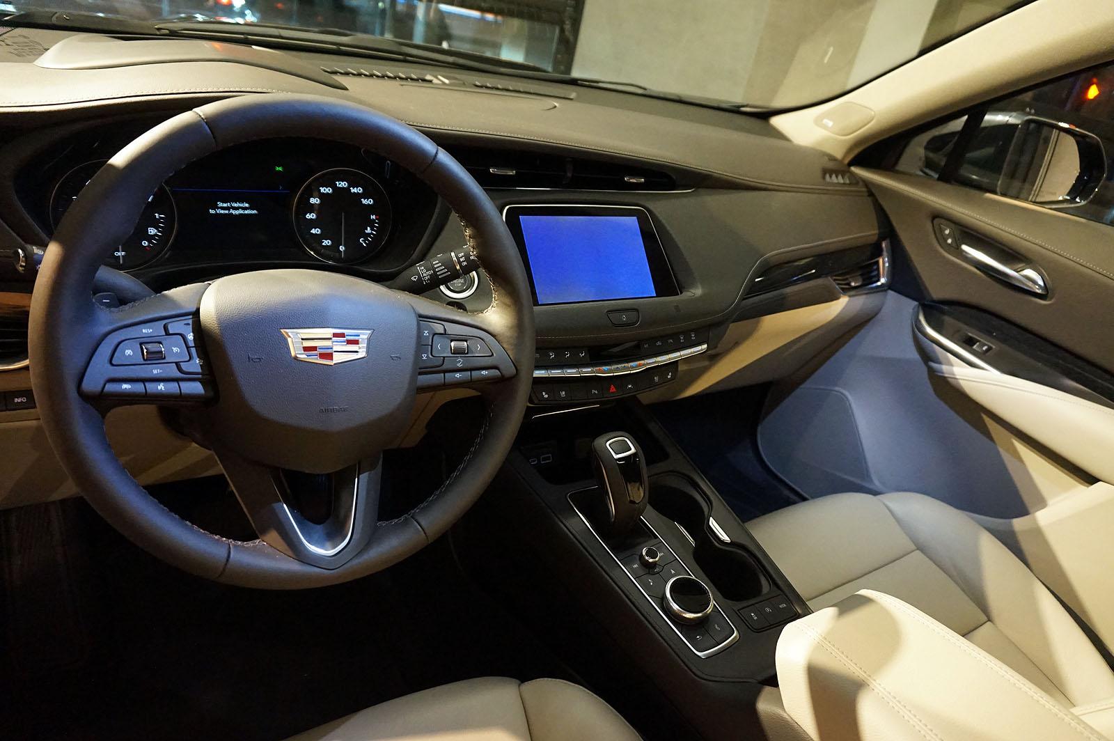 2019 Cadillac Xt4 Debuts 4 Things You Should Know Gm