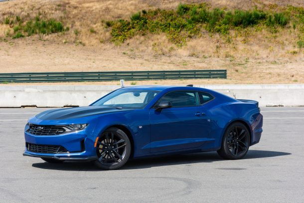 2019 Chevrolet Camaro Turbo 1LE First Drive – The Perfect ...