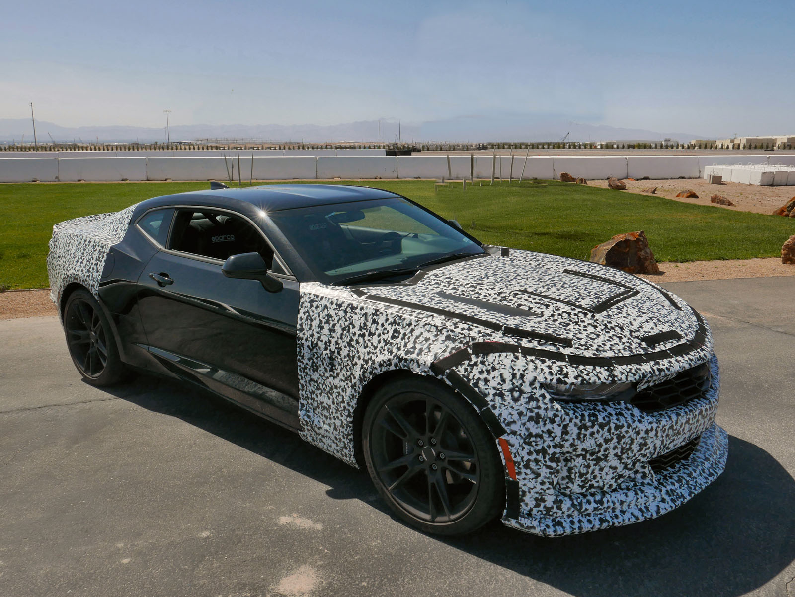 2019 Chevrolet Camaro Turbo 1LE First Drive - GM Inside News