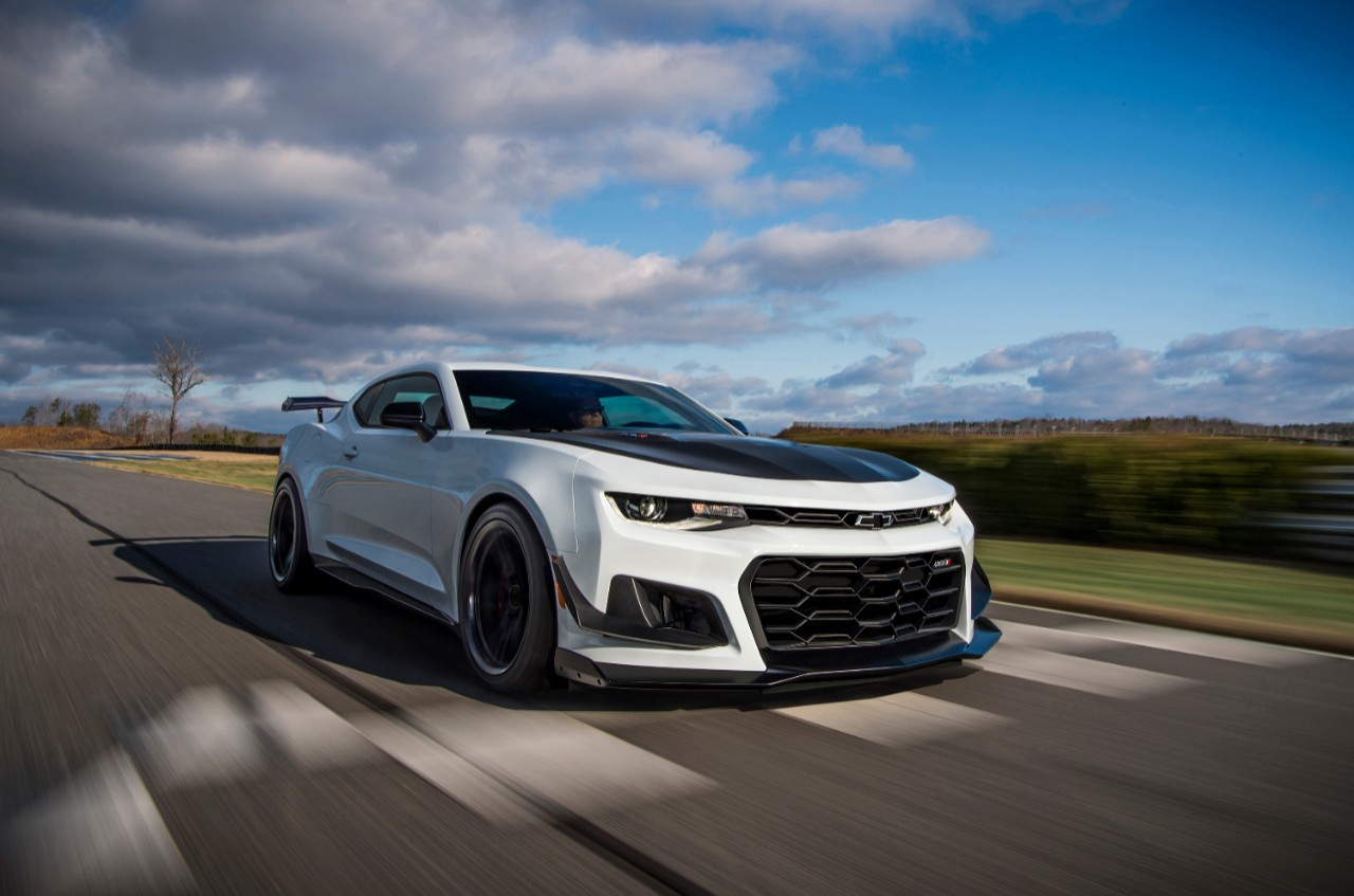The Camaro ZL1 1LE No Longer Manual-Only, Gains 10-Speed ...