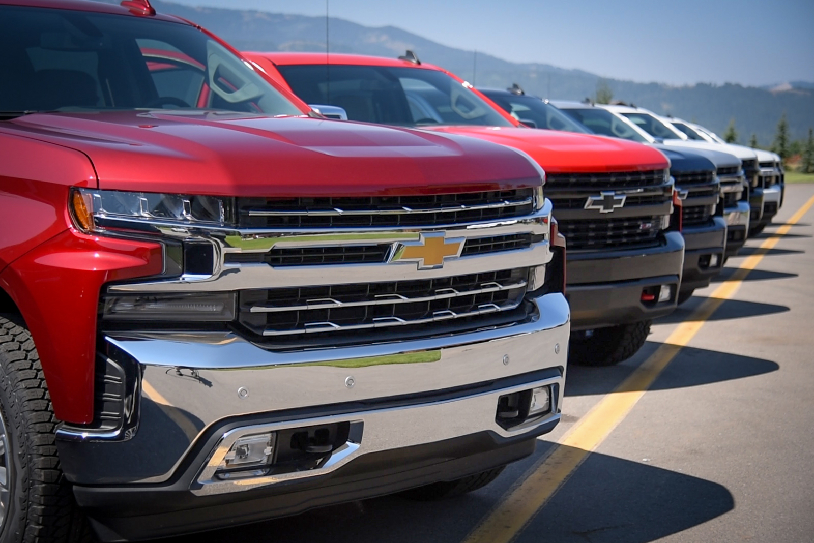 2019 Chevy Silverado is the Biggest Project GM Has Ever ...