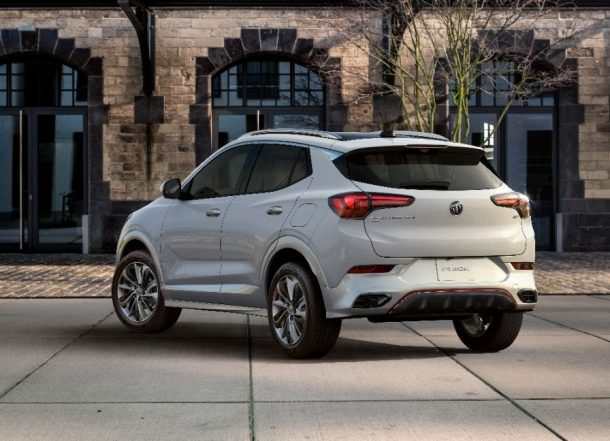 2020 Buick Encore GX: Buick's Baby Gets a Brother - GM Inside News