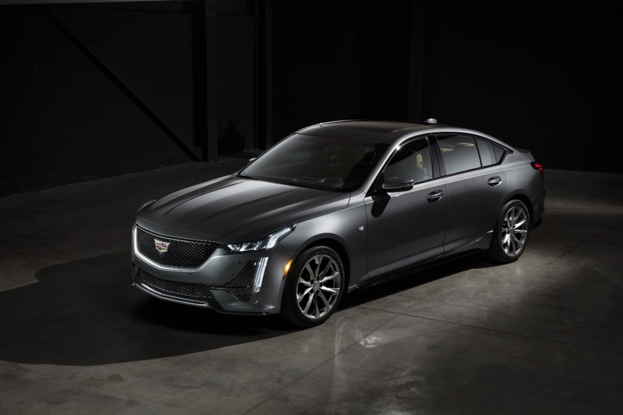 Cadillac Unveils The Ct5 Ahead Of New York Auto Show Debut