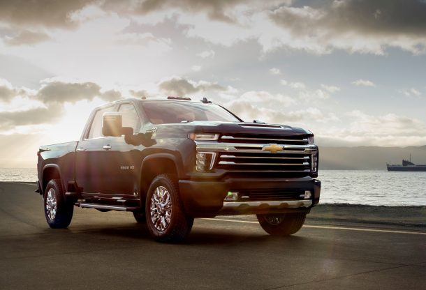 2020 Chevrolet Silverado HD High Country: Okay, Now We're ...