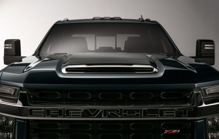 About Face: 2020 Chevrolet Silverado HD - GM Inside News