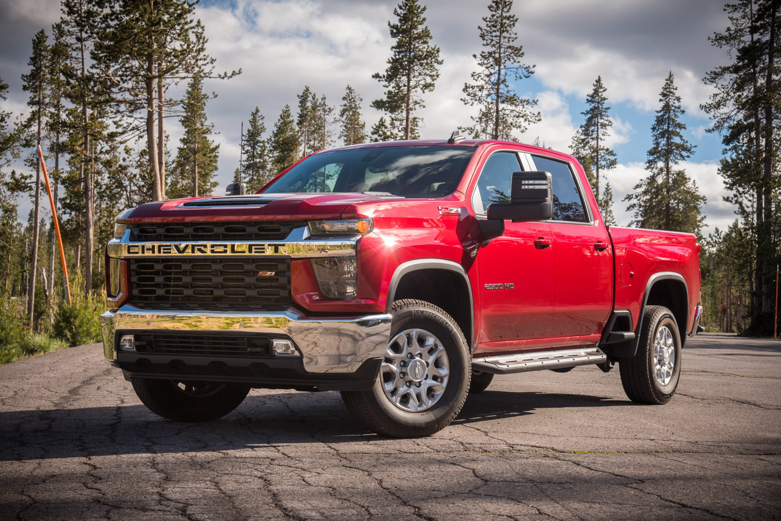 2020 Chevrolet Silverado HD Review - GM Inside News