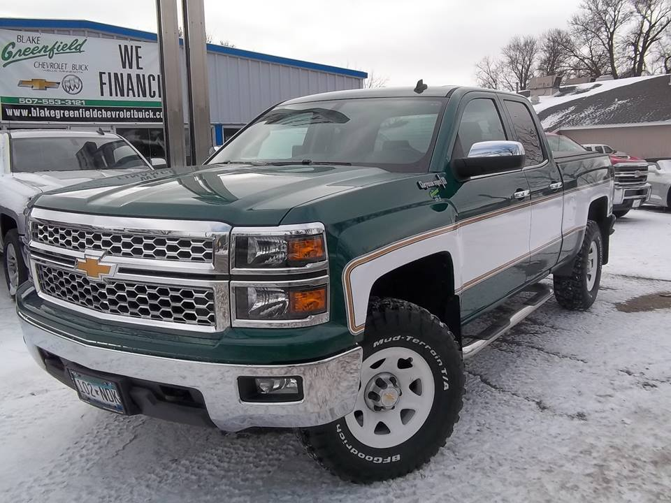 This is the Best Chevrolet Silverado in America... - GM ...