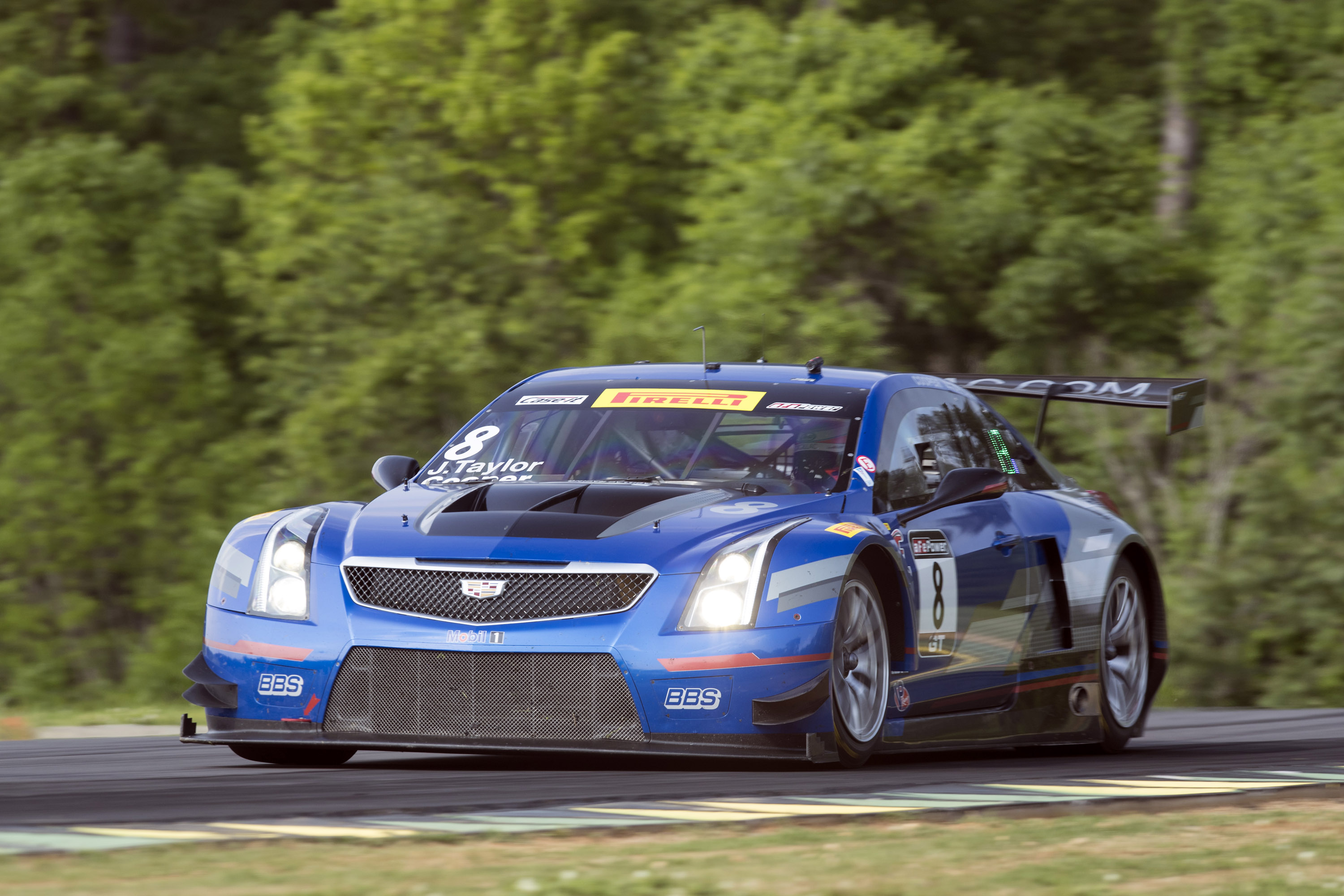 Cadillac Takes A Pair Of Podiums From First Sprintx Round