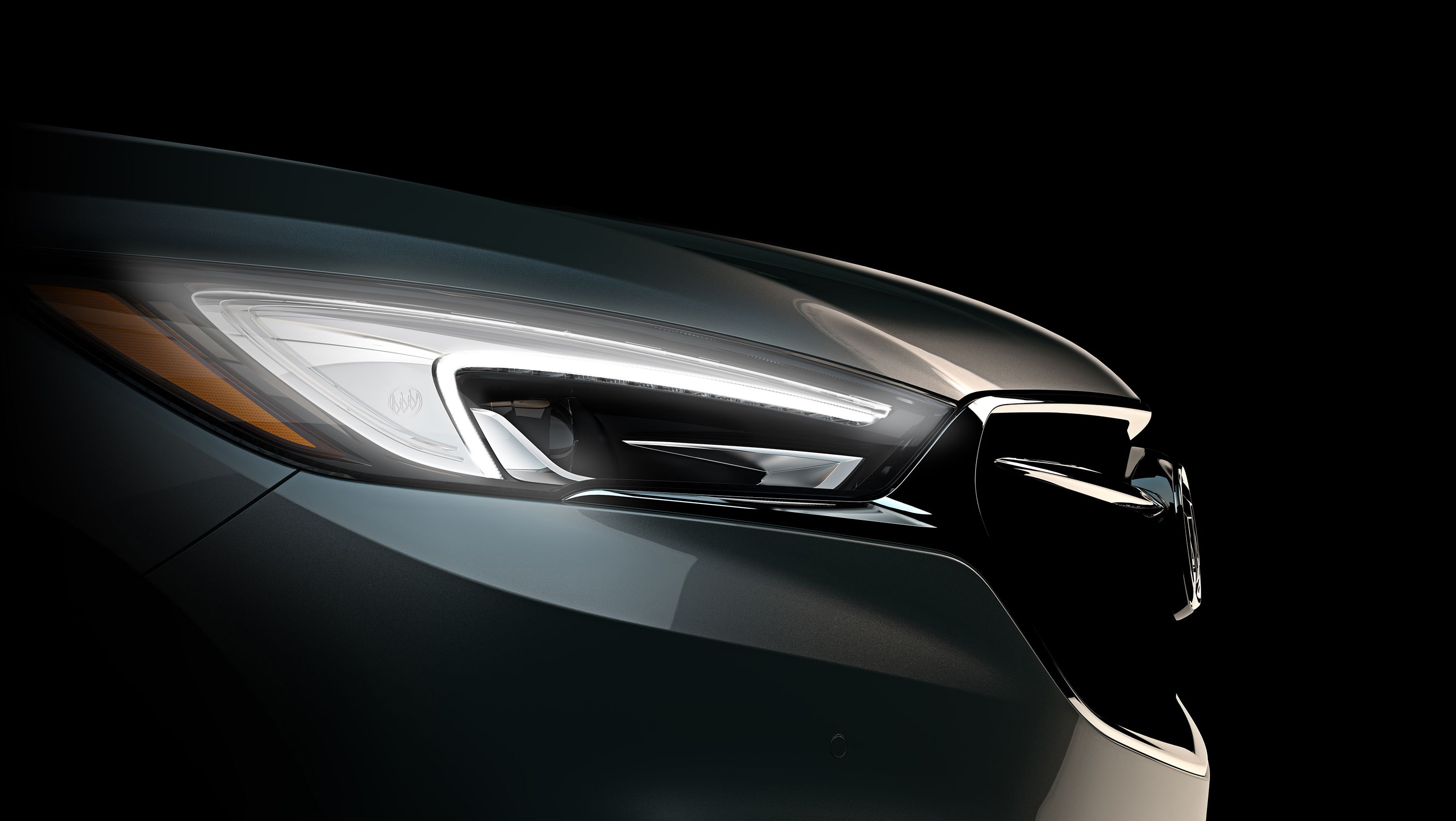 Buick Teases the New Enclave Ahead of New York Debut - GM ...