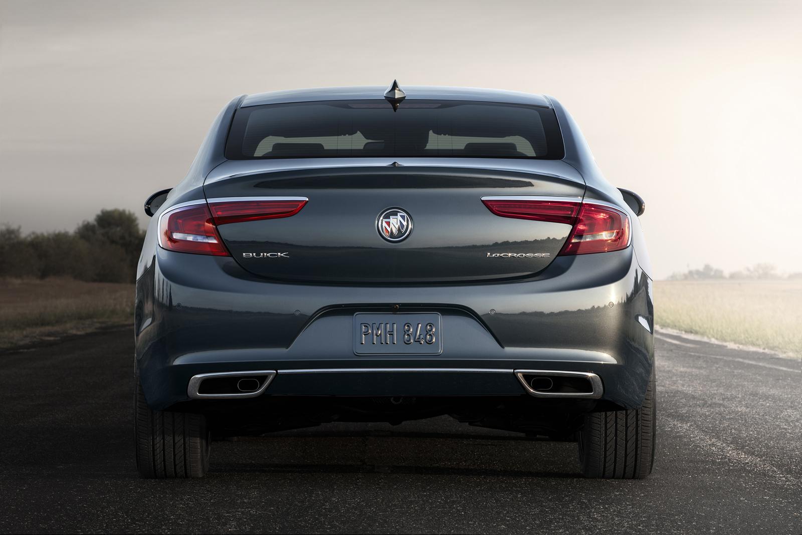 2018 Buick LaCrosse Avenir Demands a $3,700 Premium - GM Inside News