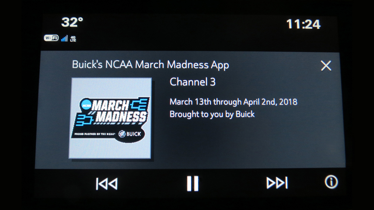 Buick Goes Mad, Offering Free WiFi for March Madness - GM ...