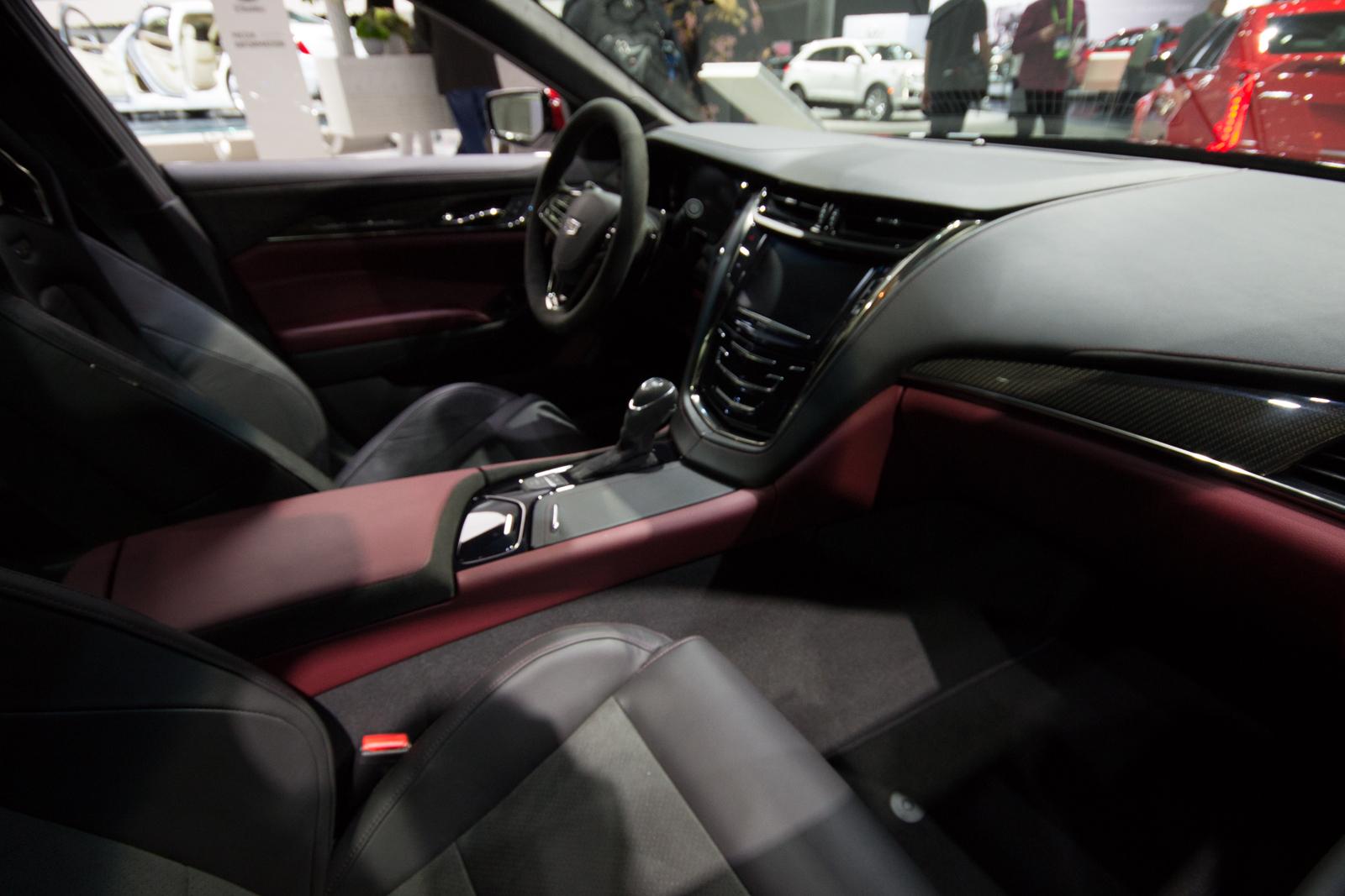Cadillac CTS-V IMSA Championship Edition Found Loitering at the LA