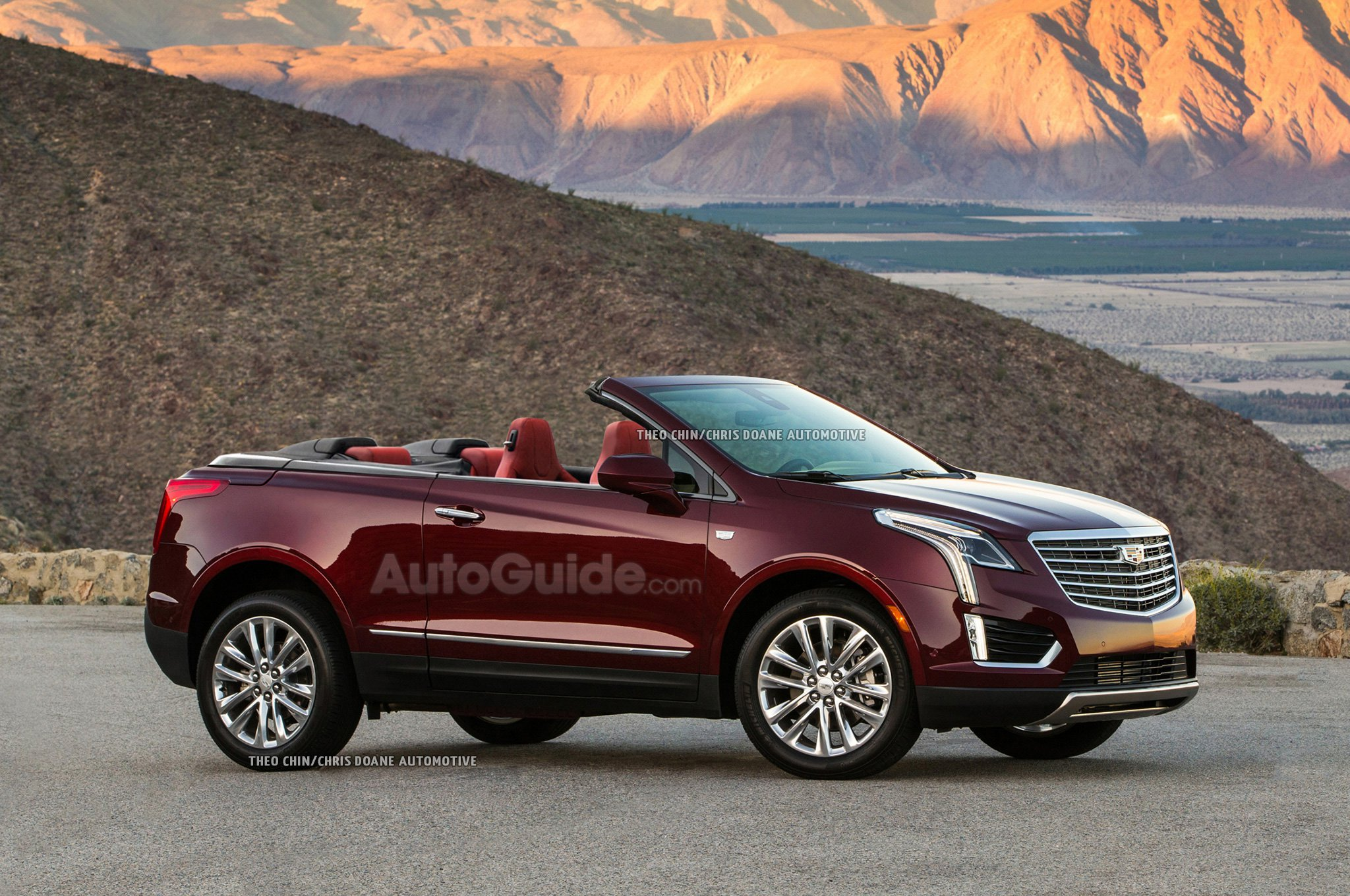 Love It or Leave It: Cadillac XT5 Convertible Rendered ...