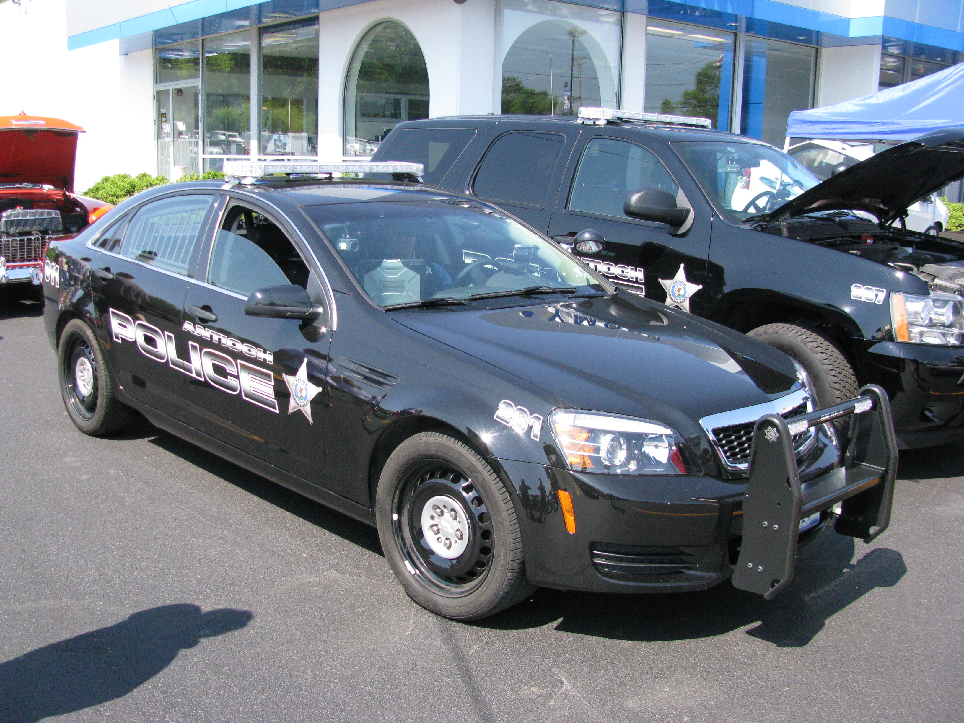 Chevy Caprice PPV Recalled for Power Steering Loss - GM ...