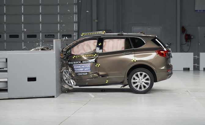Buick Envision is First Chinese-Built Vehicle in IIHS ...