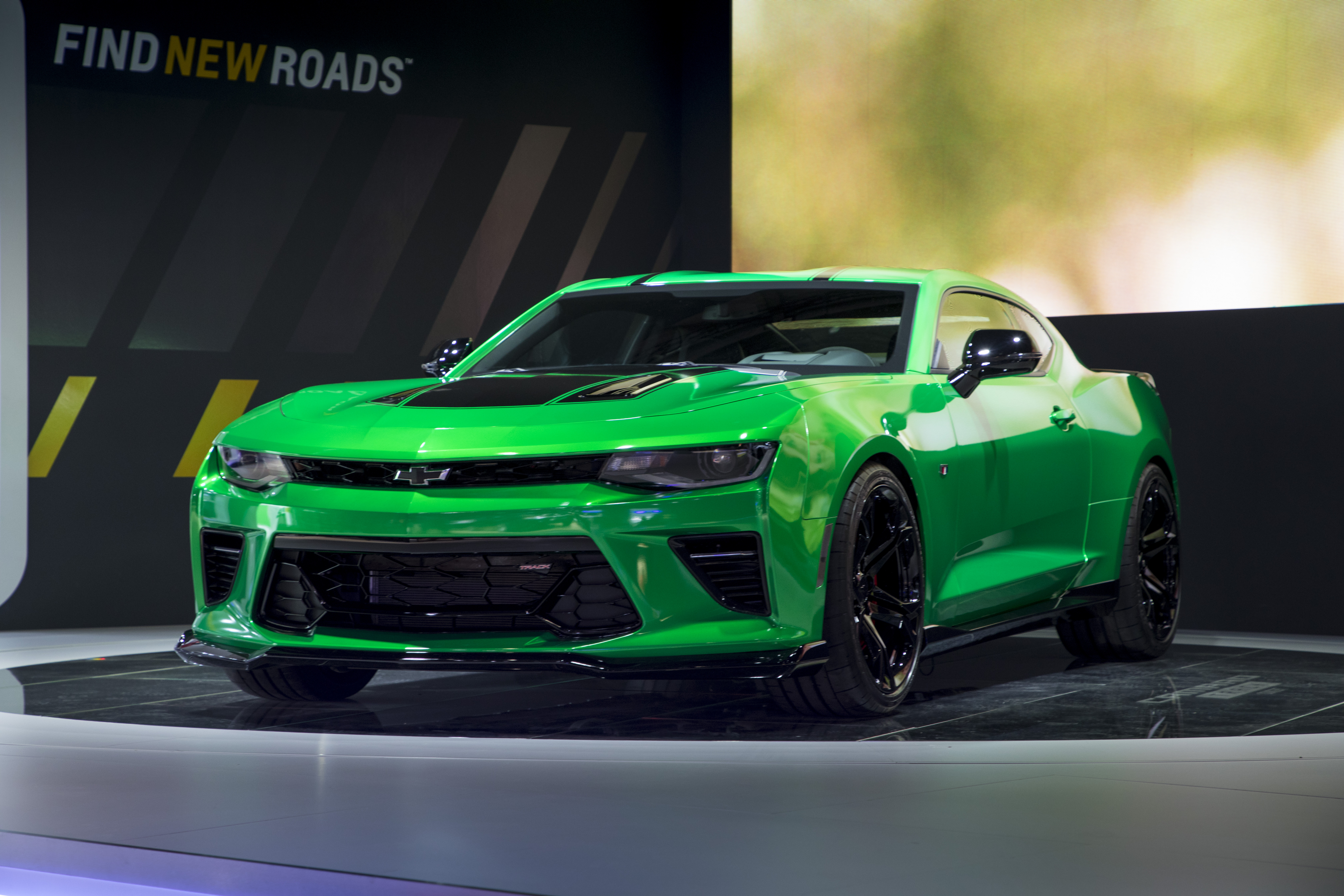 The Camaro Track Concept Isn't Really a Concept - GM ...