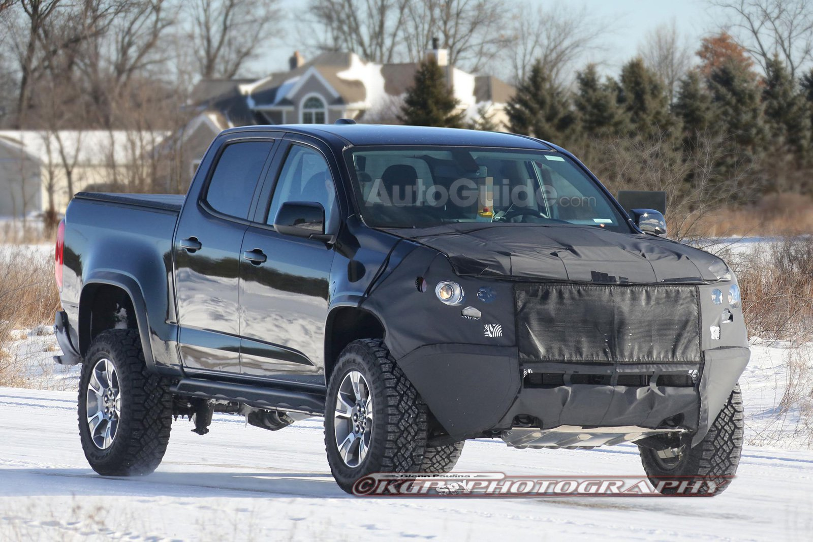 Is the Chevy Colorado ZR2 For Real? - GM Inside News