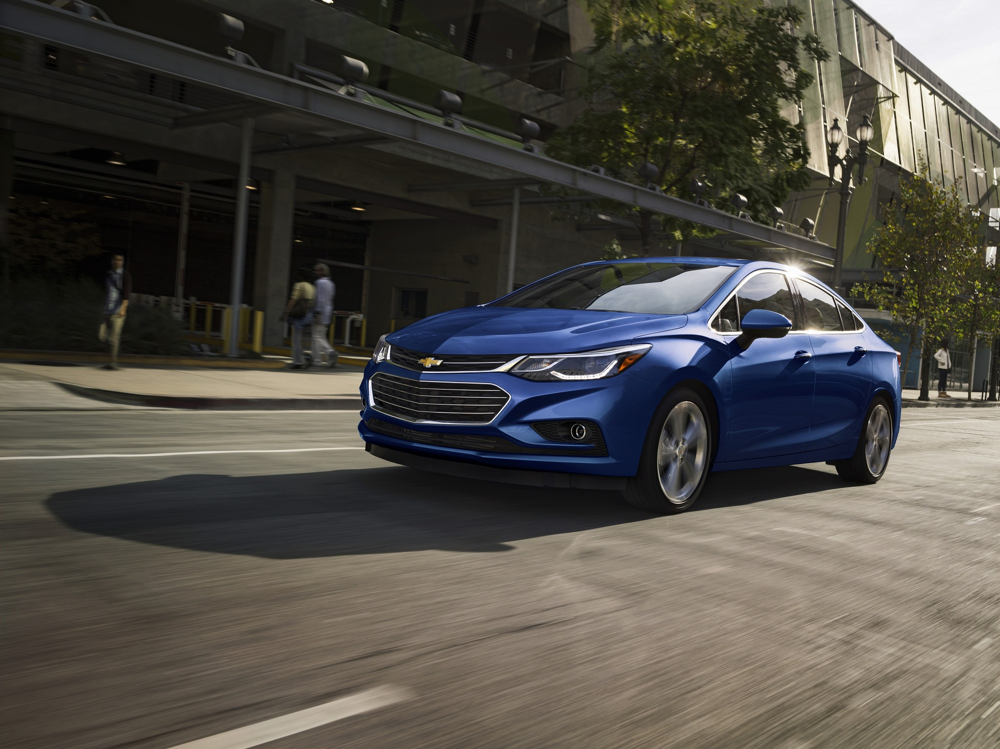 2016-2018 Chevrolet Cruze LS Recalled Due to Fire Risk ...