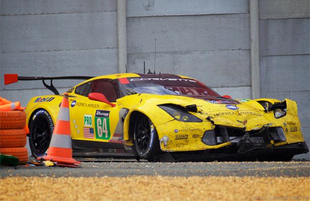 Corvette Racing Quickly Rebuilding for Watkins Glen - GM Inside News