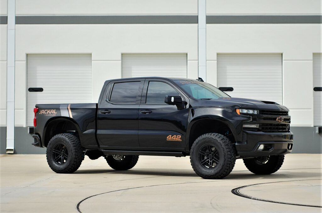 PaxPower Builds Silverado Jackal to Hunt Down Ford's ...