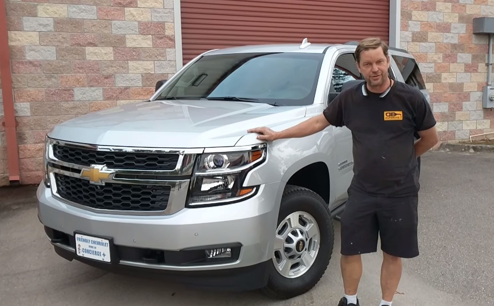 Florida Man Does God S Work Converting Chevrolet Suburbans
