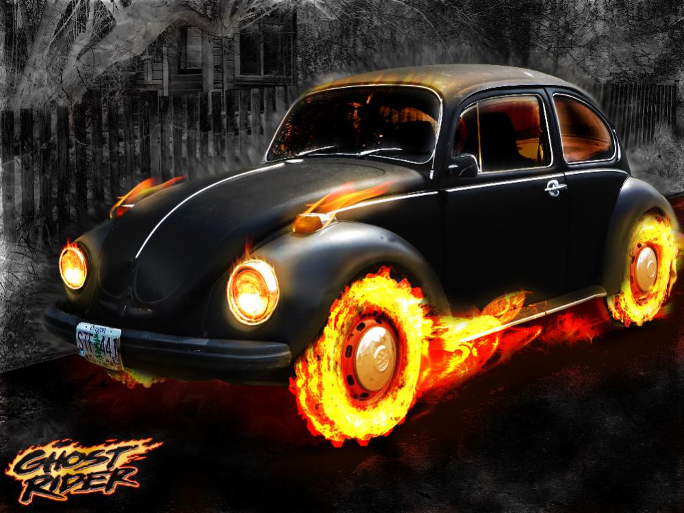 Ghost Rider Hell Buggy