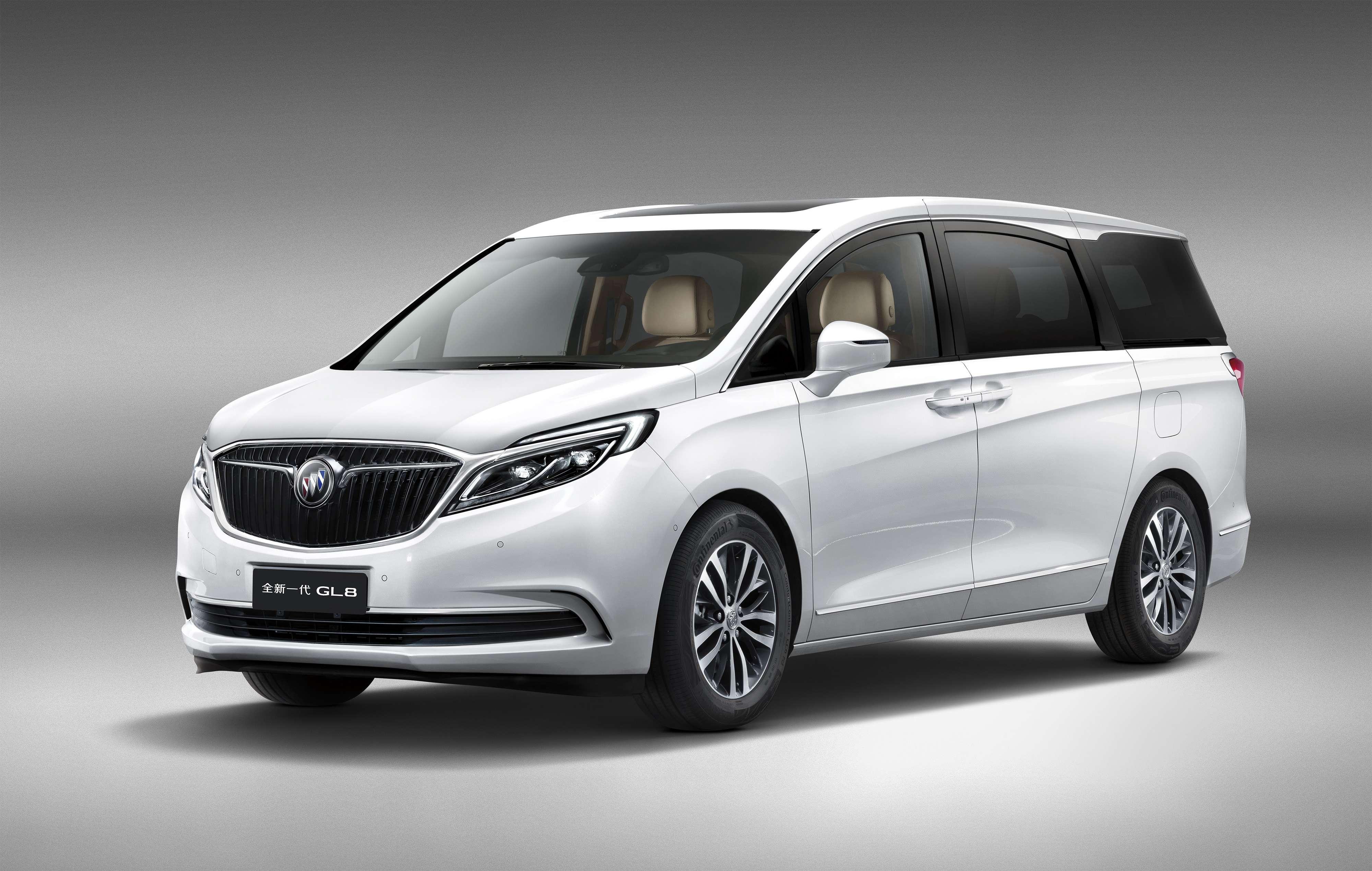 Buick's $37,000 GL8 Minivan is Hiding a 30-Year-Old Secret ...