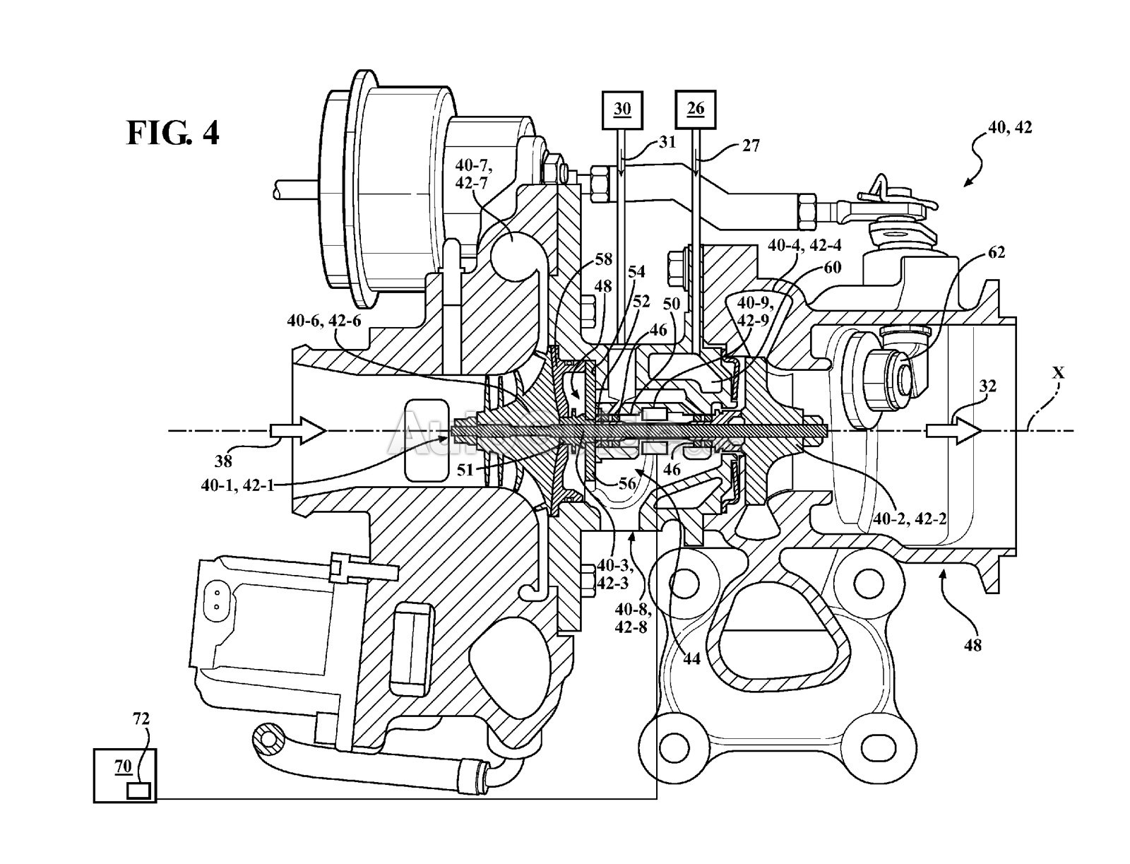 Patents Reveal Gm Is Working On Electric Turbochargers