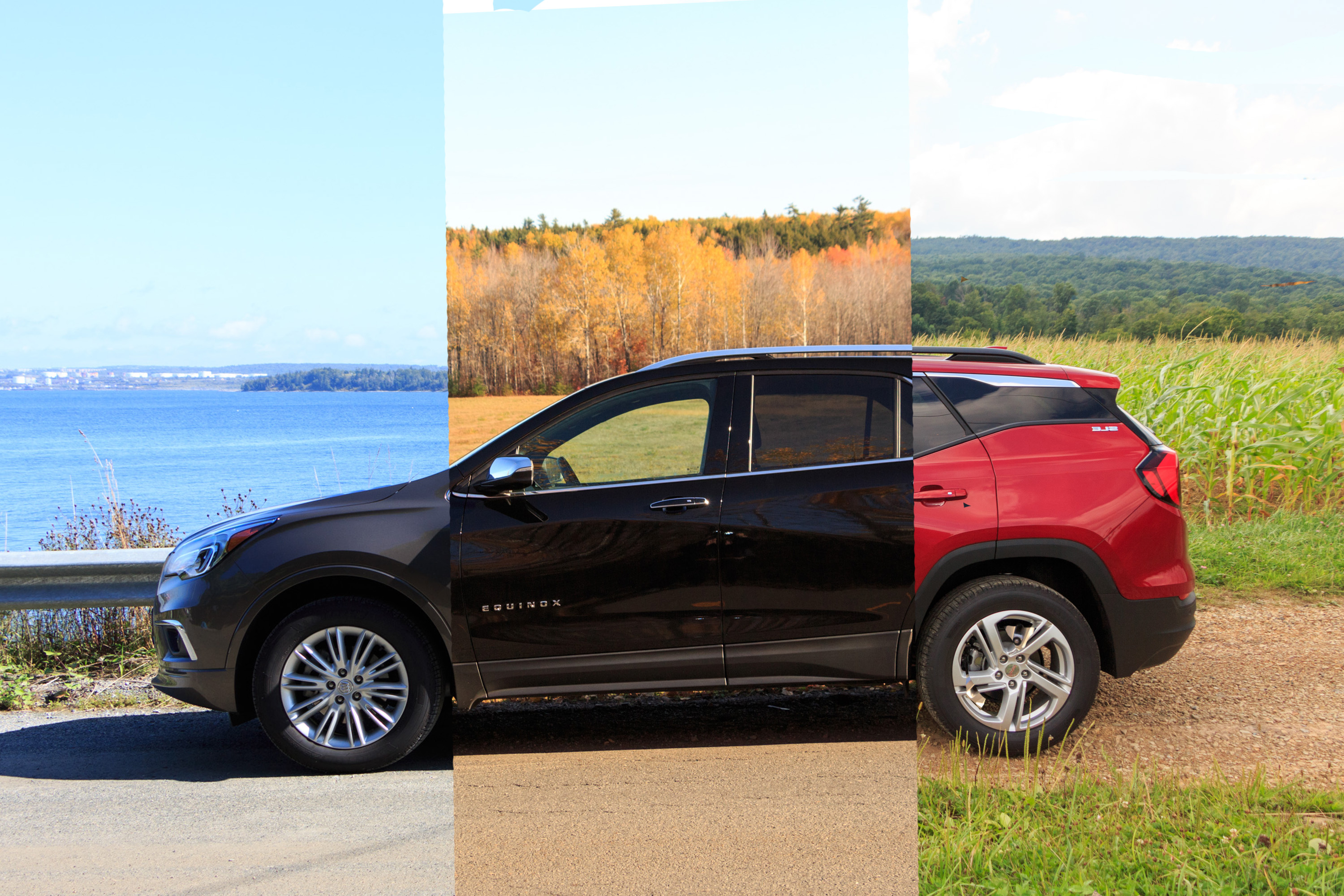 Who Wore It Better: Buick's Envision, Chevrolet's Equinox